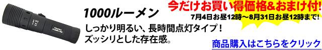 TOVATEC フュージョン1000