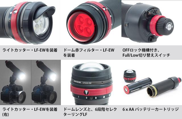 【INON】LF3100-EW
